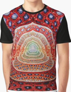 Alex Grey Colourfull 12 Graphic T-Shirt