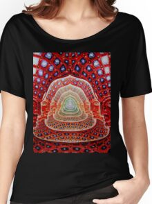 Alex Grey Colourfull 12 Women's Relaxed Fit T-Shirt