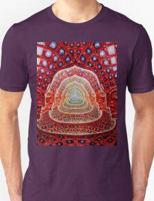 Alex Grey Colourfull 12 Unisex T-Shirt