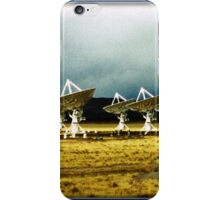 VLA - Very Large Array iPhone Case/Skin