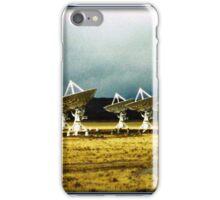VLA - Very Large Array iPhone Case/Skin