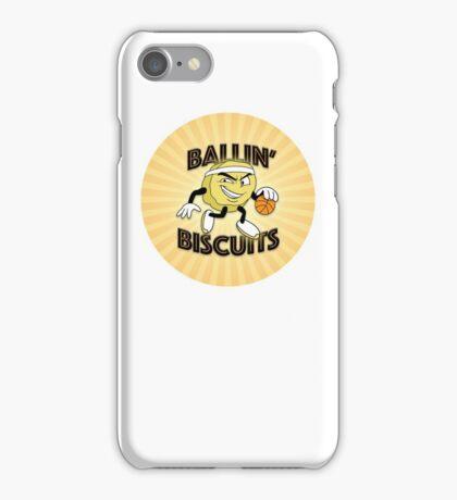 Ballin' Biscuits iPhone Case/Skin