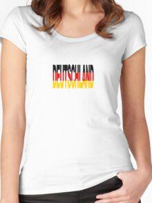 Deutschland Patriot Women's Fitted Scoop T-Shirt