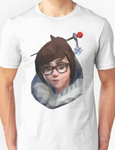 Low Poly Mei from Overwatch T-Shirt