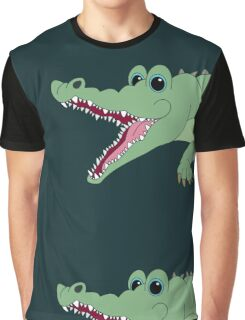 OH, WHAT A CROC! Graphic T-Shirt