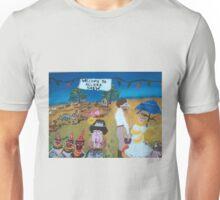 Showgirl Princess Unisex T-Shirt