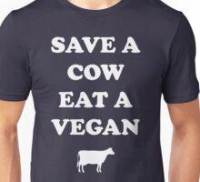 Save a cow Unisex T-Shirt