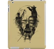 Dead Walker iPad Case/Skin