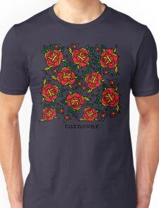Turnover Florals Unisex T-Shirt