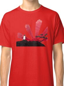 Samurai Penguin Classic T-Shirt