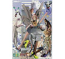 Why Dada Ripped Futurists. Photographic Print