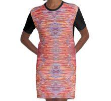 Desert Heat Graphic T-Shirt Dress