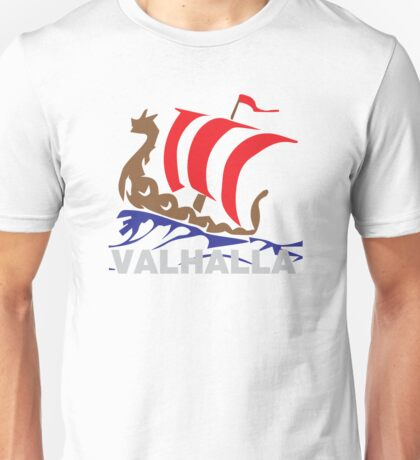 Valhalla I Am Coming Home ........... Unisex T-Shirt
