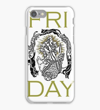 """FRI""""Freya""""DAY iPhone Case/Skin"""