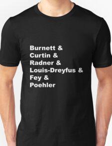 Women of Comedy Unisex T-Shirt