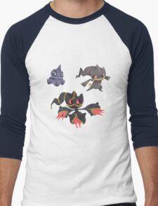 Shuppet Banette Mega Banette Men's Baseball ¾ T-Shirt