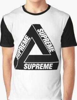 Supreme Penrose Graphic T-Shirt