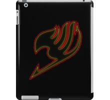 Fairy Tail Emblem - Red Yellow iPad Case/Skin