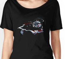 Panther Hurt Women's Relaxed Fit T-Shirt