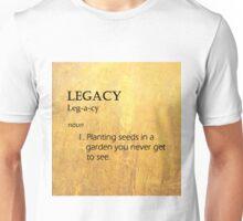 Hamilton: Legacy Unisex T-Shirt