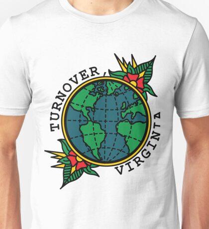 Turnover Globe Unisex T-Shirt