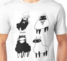So many llamas Unisex T-Shirt