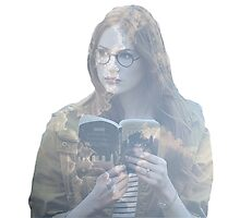 Amy Pond (Sky) Photographic Print