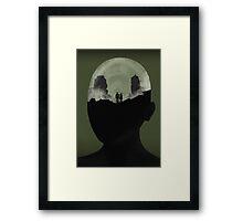 Globalist  Framed Print
