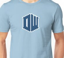 8 Bit Doctor Who Unisex T-Shirt