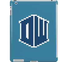 8 Bit Doctor Who iPad Case/Skin