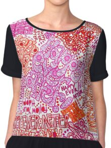 Happy Ever After Chiffon Top