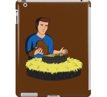 Indiana Drake iPad Case/Skin