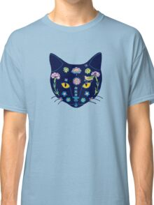 Moon Cat  Classic T-Shirt