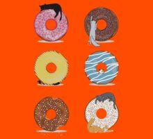 Cats and Doughnuts Kids Tee