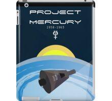 Project Mercury iPad Case/Skin
