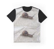 Snail, May 5, 2016 Graphic T-Shirt