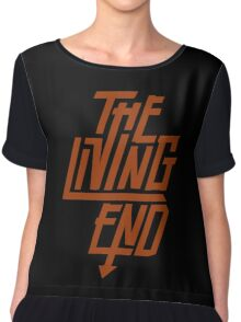 The Living End Chiffon Top
