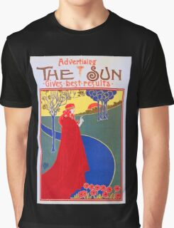 'The Sun' (Reproduction) Graphic T-Shirt