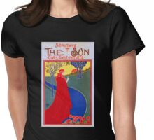 'The Sun' (Reproduction) Womens Fitted T-Shirt