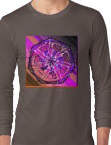 VIOLET VORTEX 38 Long Sleeve T-Shirt