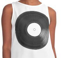 Vinyl Record Contrast Tank