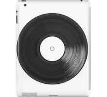 Vinyl Record iPad Case/Skin