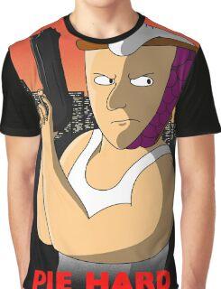 Pie Hard NEW Variant Graphic T-Shirt