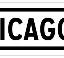 Chicago Lite Sticker