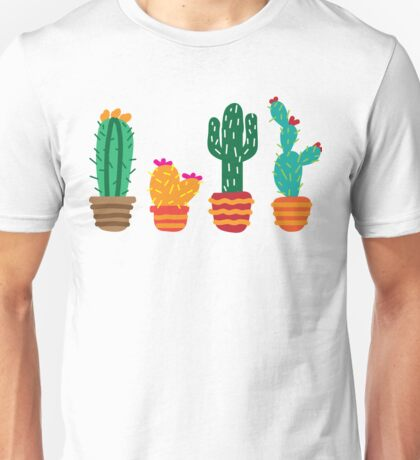 Cactus2 Unisex T-Shirt