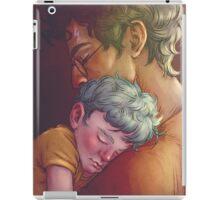 Harry and Teddy iPad Case/Skin