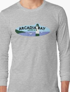 Life is strange Arcadia Bay Oregon Long Sleeve T-Shirt