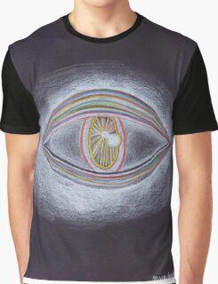Trippy Eye Graphic T-Shirt