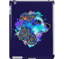 Bohemian Pit Bull iPad Case/Skin