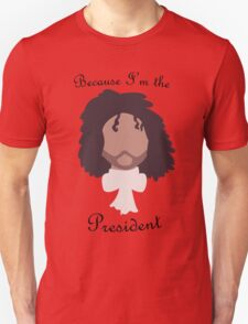 Jefferson's the President T-Shirt